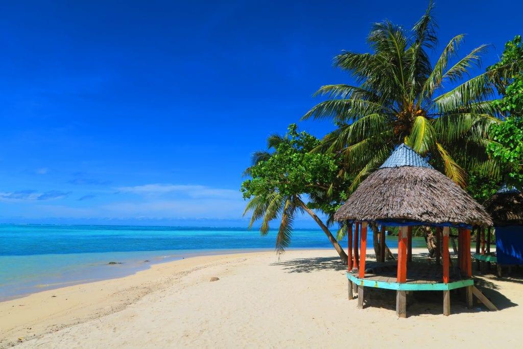 גן עדן טרופי: ביקור בסמואה