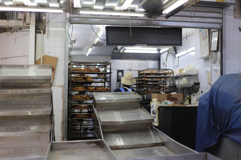 שוק הכרמל בימי קורונה