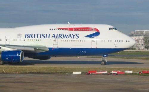 ה-747 של בריטיש