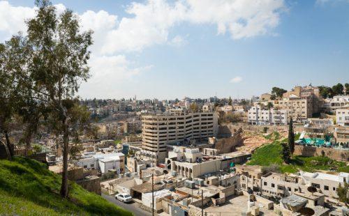 עמאן - בירת ירדן