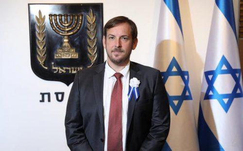 אסף זמיר, שר התיירות