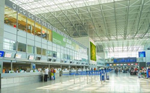 נמל התעופה פרנקפורט