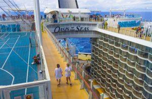 חוזרת להפליג Oasis of the Seas