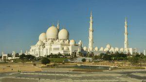 מסגד שייח זאיד. צילום: פספורטניוז