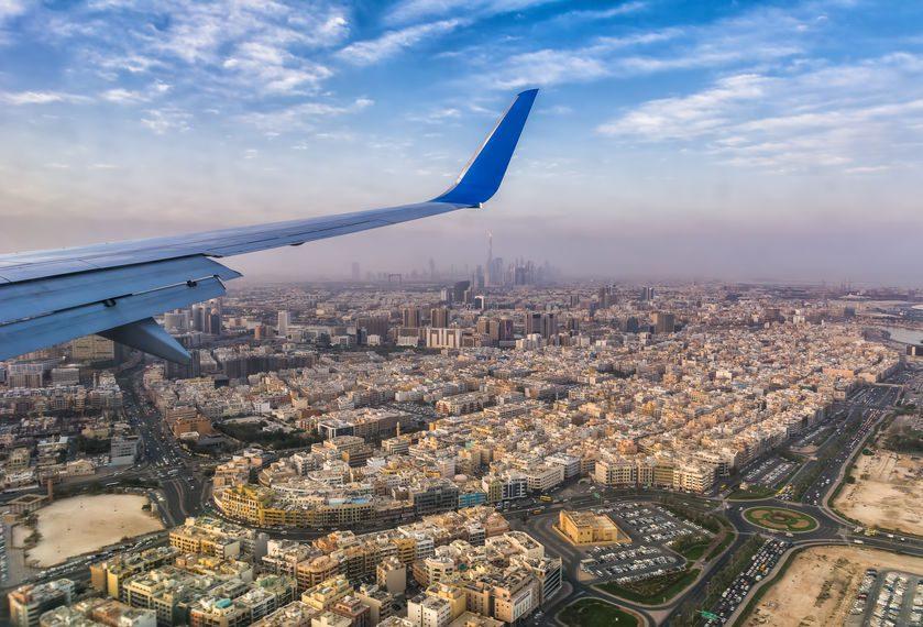 בדרך לישראל: Flydubai