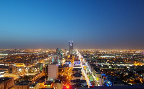 ריאד, בירת סעודיה