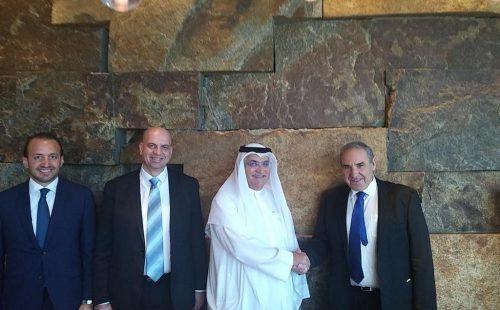 פירות הסכם השלום: נחתם מיזם משותף לבזן ו-Mazrui LLC מאיחוד האמירויות