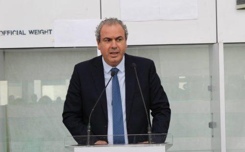יורם דבש, נשיא בורסת היהלומים הישראלית. צילום: אסף לב