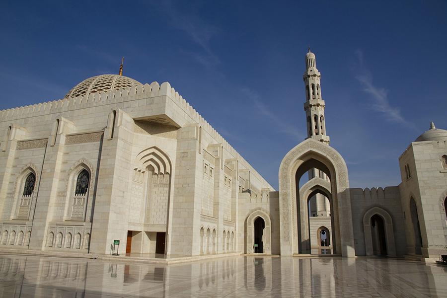 מסגד קלעת אל בחריין