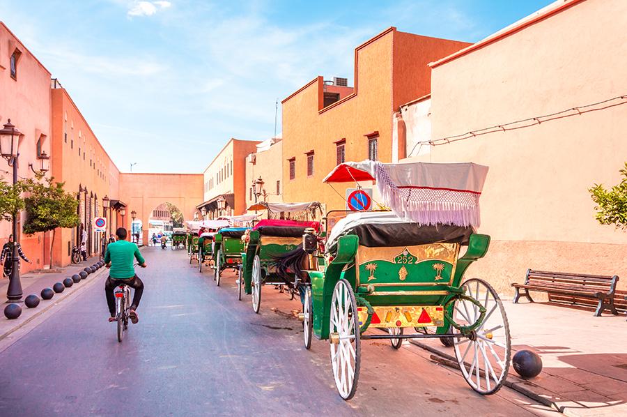 מרקש, מרוקו
