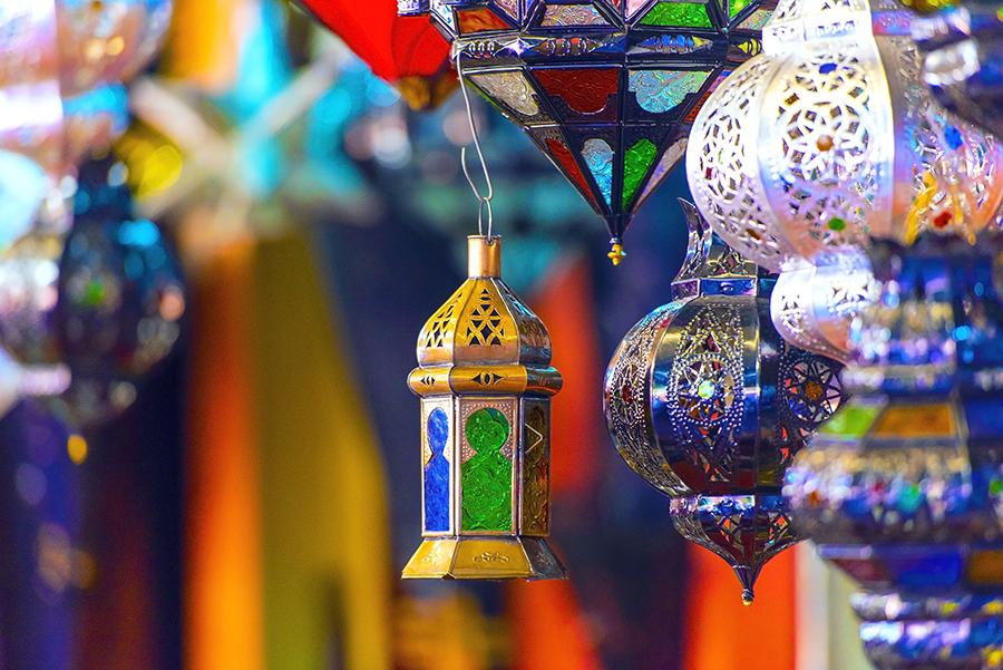 שוק בקזבלנקה מרוקו