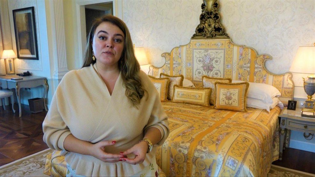 מלון פלאצו ורסצ'ה דובאי