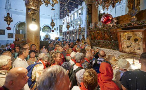 תיירות צליינית בירושלים