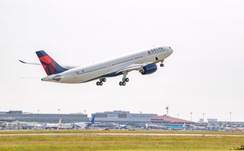 """דלתא איירליינס הציבה את המטוס החדש ביותר שלה בקו ת""""א-JFK"""