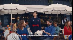 מתגעגעים לפריז? אחרי שתצפו בסרטון הבטיחות החדש של אייר פראנס כנראה שתגעגעו עוד יותר