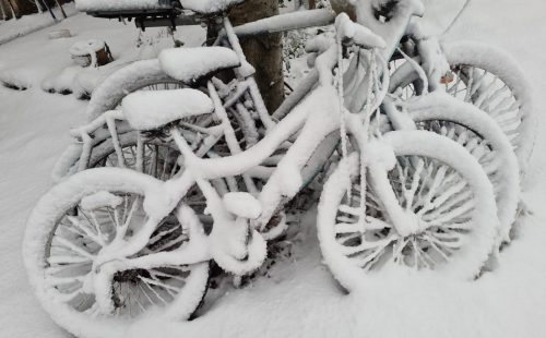 שלג בצפון. כוננות שלג בירושלים