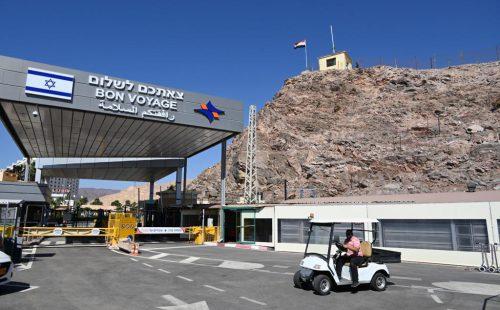 ספסרות באגרות במעבר טאבה: משרד התחבורה החל לפעול למניעת התופעה