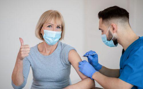 חיסון למחלימי קורונה
