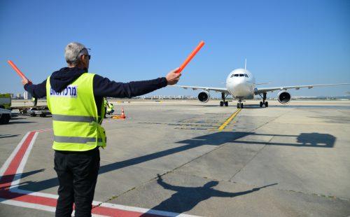 שכר עובדי רשות שדות התעופה