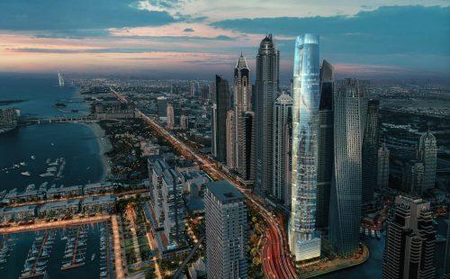 מלון חדש בדובאי