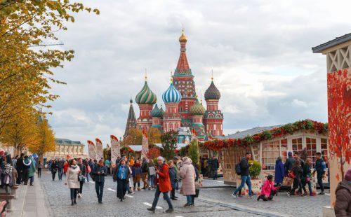 רוסיה נפתחת ליעדים נוספים