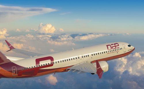 דובאי איירוספייס רוכשת 15 מטוסי בואינג 737 MAX.