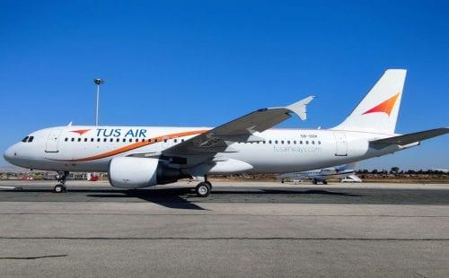 בעלת השליטה באל על לשעבר נכנסת להשקעה של 49.9% בחברת התעופה הקפריסאית TUS Airways
