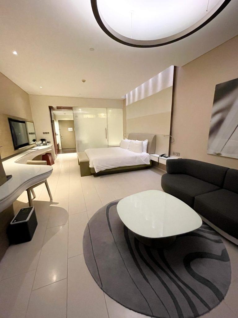 חדר סטנדרטי במלון W