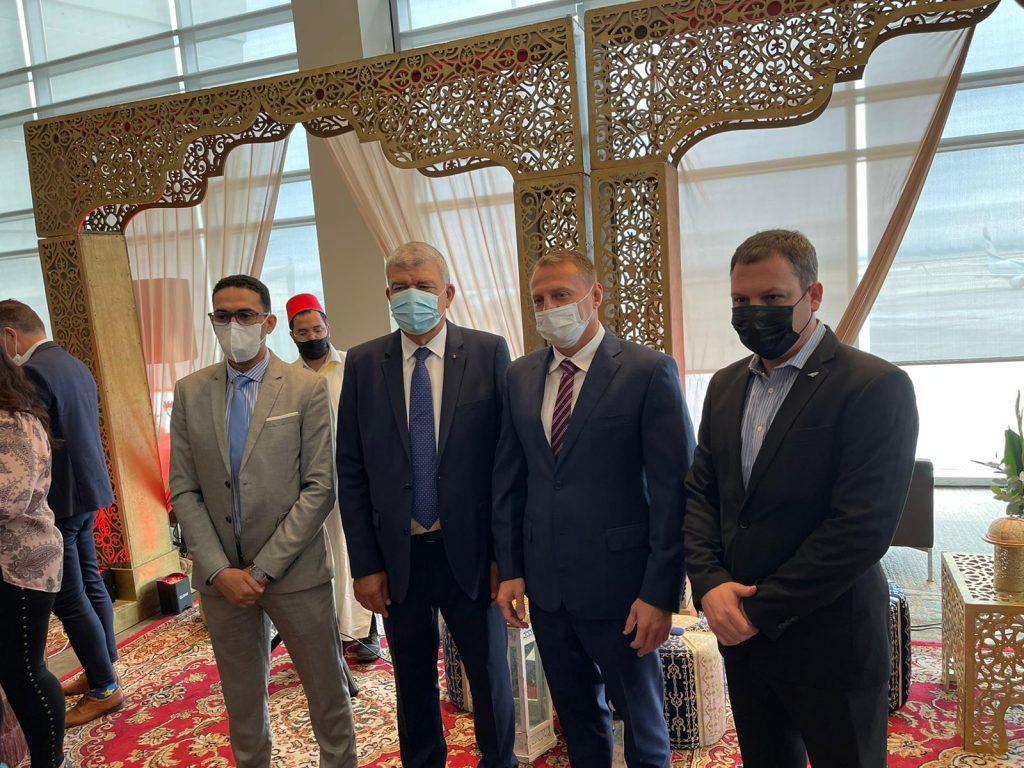 """שר התיירות: """"קו תעופה ישראל–מרוקו הוא ללא ספק עוגן חשוב ומשמעותי"""""""