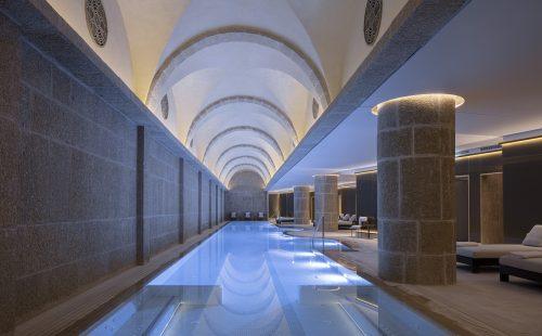 ספא גרלן במלון וולדורף אסטוריה ירושלים