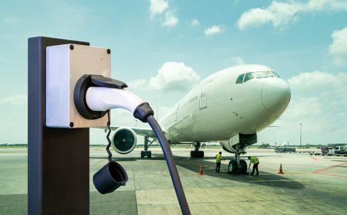 מטוס חשמלי