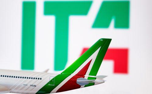 טיסות חברת התעופה ITA