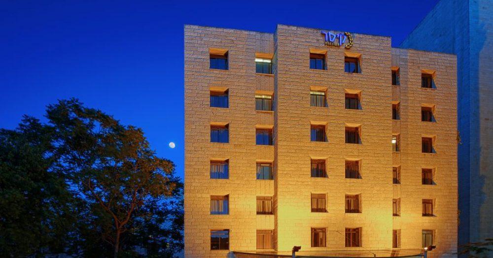 מלון קיסר ירושלים ייפתח ב-1 ביוני