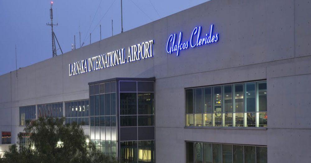 נמל התעופה לרנקה