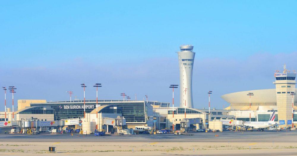 מסלול הנחיתה הראשי של ישראל נסגר בגלל מנופים באור יהודה