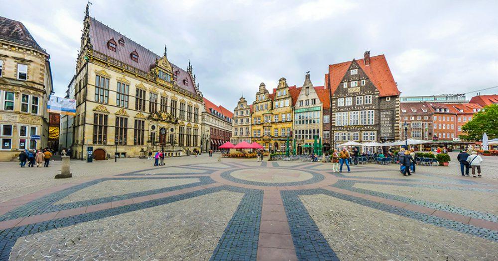 בְּרֶמֶן (Bremen), גרמניה. צילום: 123RF