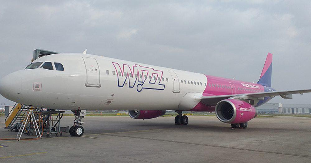 Wizz Air. צילום: Wizz Air