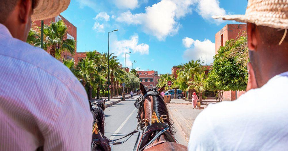חופשה במרקש, מרוקו