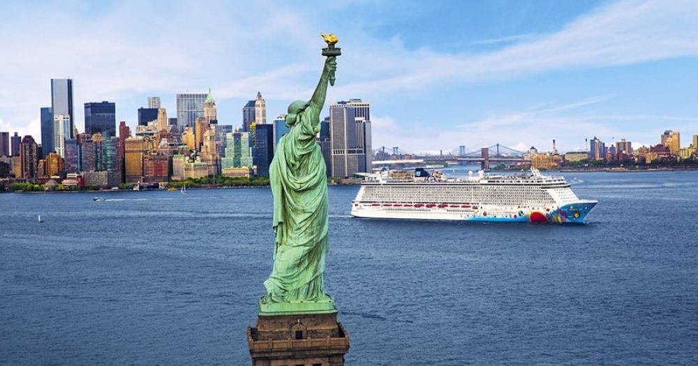 נורוויג'ן קרוז ליין בניו יורק. צילום: יח