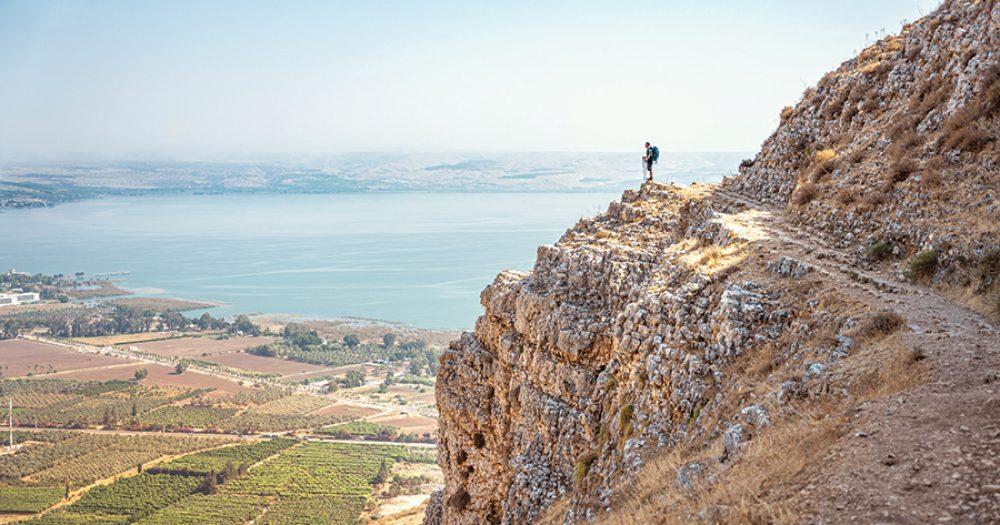 הר ארבל. צילום: אור בן יהודה