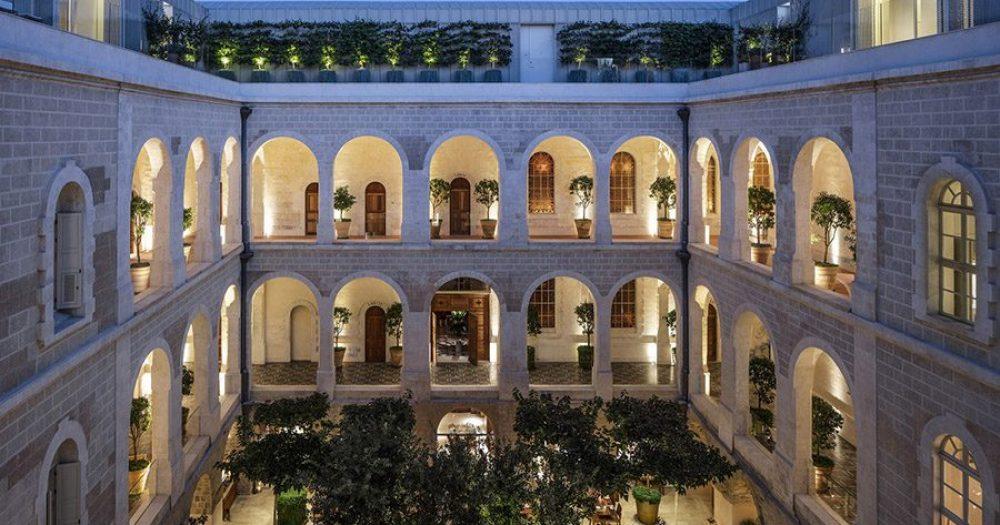 מלון Jaffa. צילום: עמית גירון
