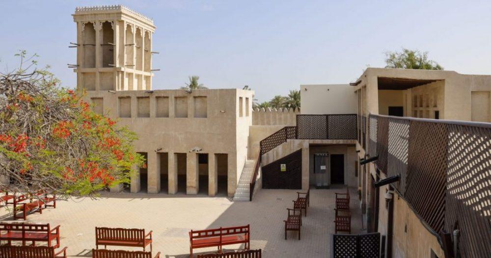 המוזיאון הלאומי של ראס אל ח'ימה. צילום: גיא יחיאלי. @guyyechiely
