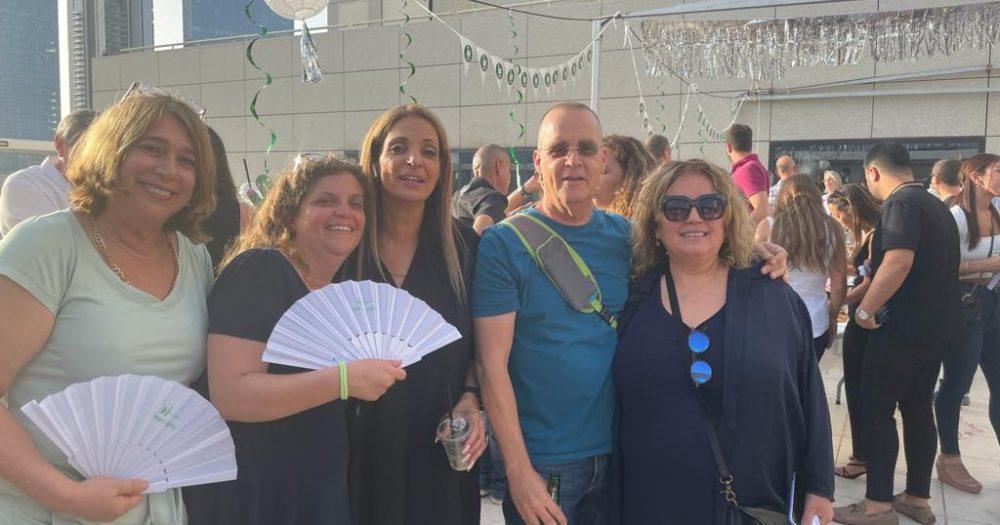 איסתא קיימה אירוע חגיגי לעובדיה לכבוד פתיחת עונת הקיץ