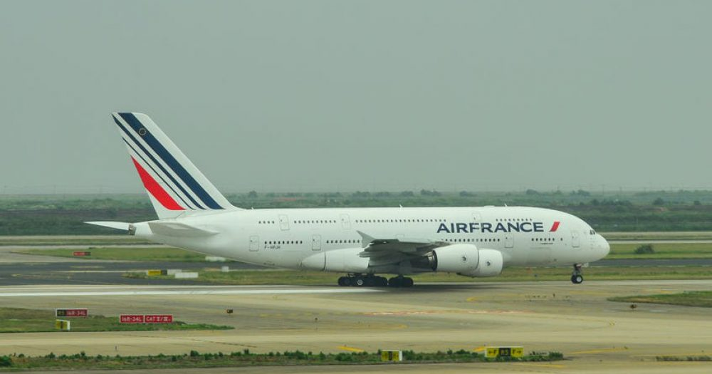 A380 - אייר פראנס