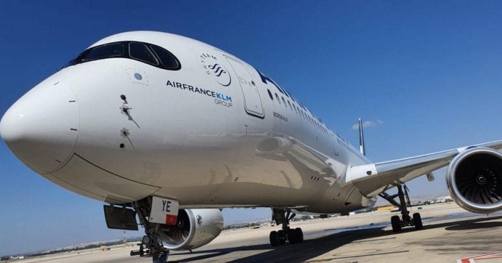 איך זה מרגיש לטוס במטוס ה-a350 של ענקית התעופה אייר פראנס?