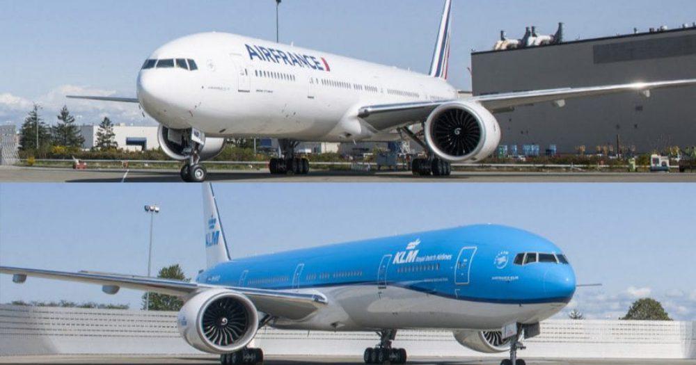 אייר פראנס - KLM תקבלנה סיוע מדינה
