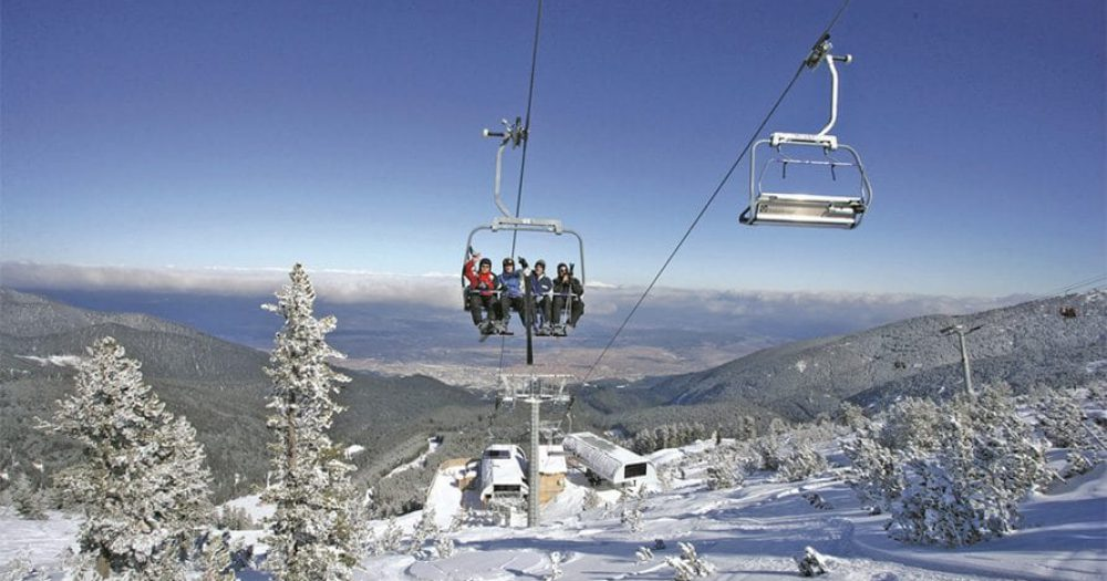 חופשת סקי