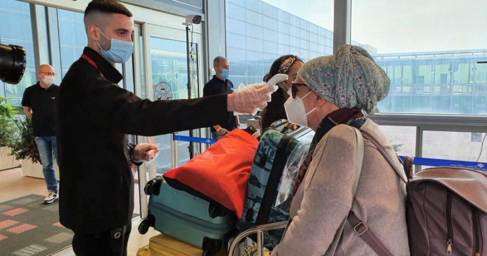 הממשלה צפויה לאשר מתווה להקמת מתחם בדיקות קורונה בנתב