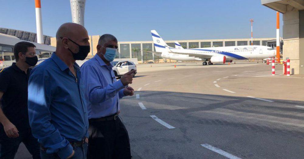 הוועדה לביקורת מדינה תקדם כניסת תיירים ואנשי עסקים לאילת וים המלח