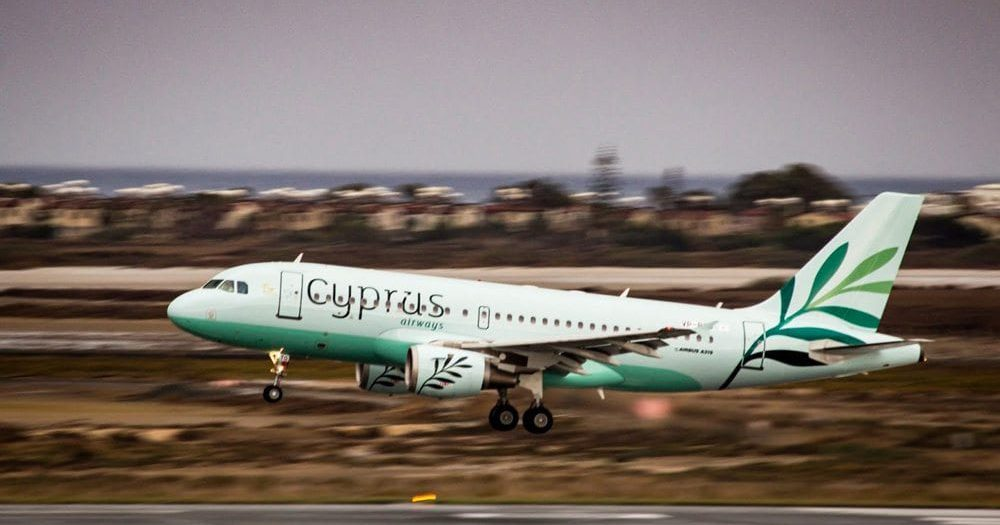 מטוס סייפרוס איירווייס